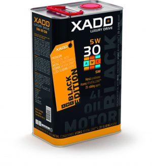 XADO Luxury Drive AMC 'Black Edition' 5W30 Engine Oil