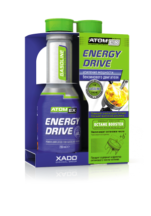 XADO Atomex Energy Drive Gasoline Octane Booster