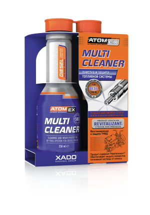 XADO Atomex Multi Cleaner For Diesel