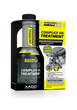 XADO Atomex Complex Oil Treatment