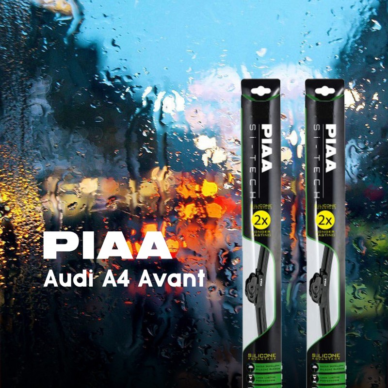 PIAA Wipers Audi A4 Avant