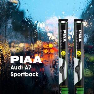 PIAA WIPERs Audi A7 Sportback