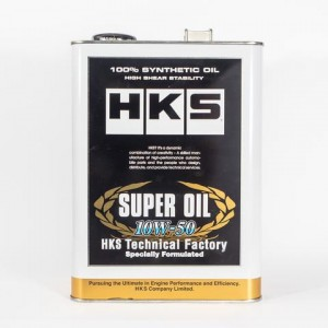 HKS TECHNICAL FACTORY SERIES ENGINE OIL - SUPER OIL 10W50 (4L)