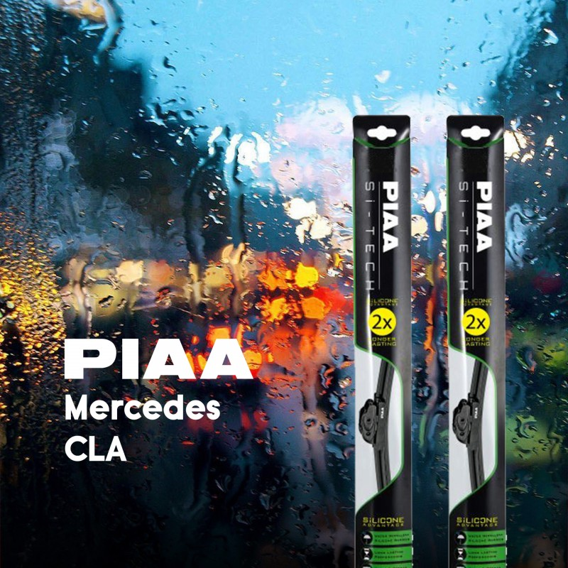 PIAA Wipers Mercedes CLA