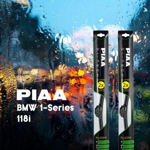 PIAA Wipers for BMW 1 Series 118i
