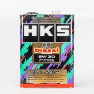 HKS PREMIUM SERIES ENGINE OIL - SUPER OIL PREMIUM DIESEL 5W30 (4L)
