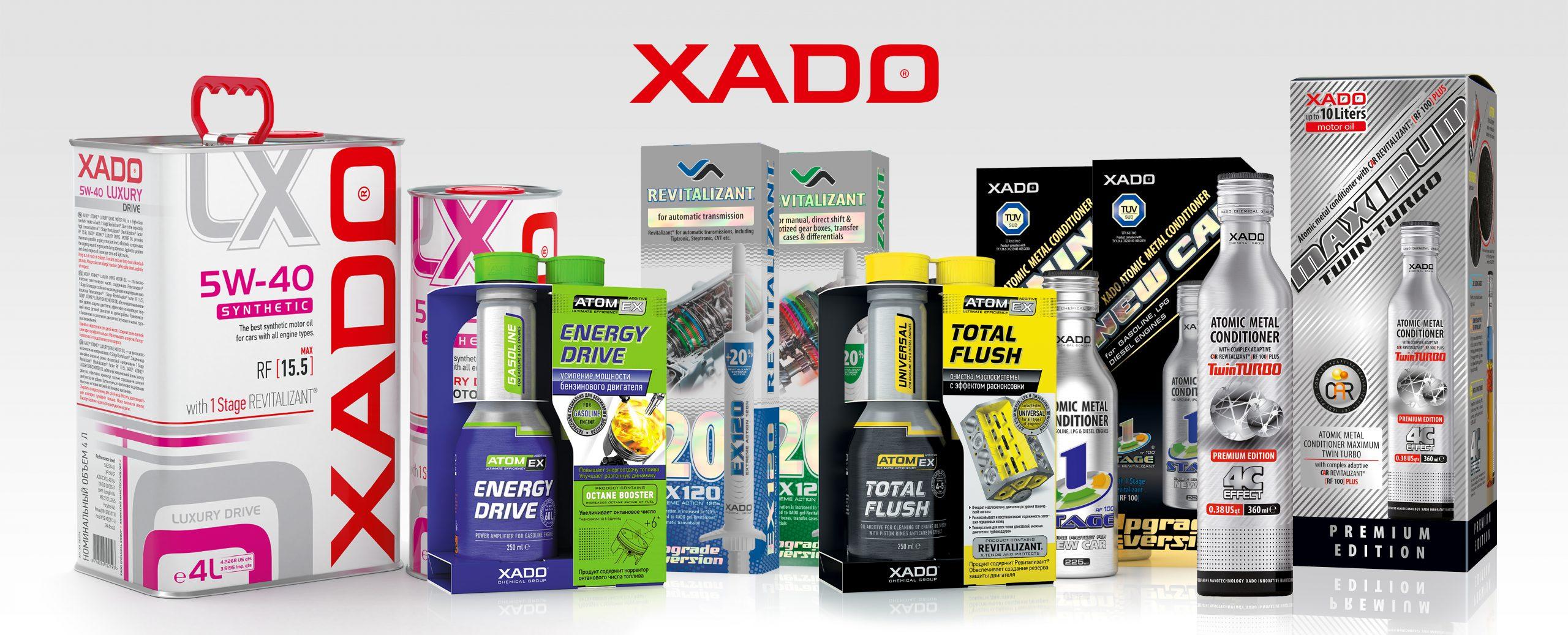 XADO Products
