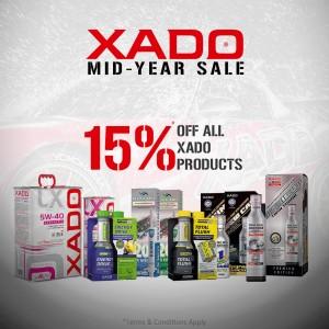 XADO MID YEAR SALE