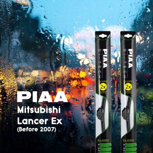 PIAA Wipers Mitsubishi Lancer Ex before 2007