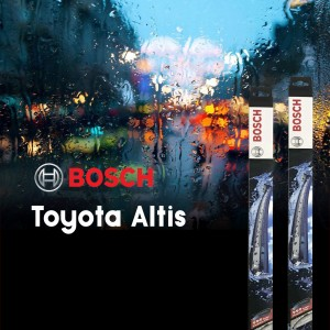 Bosch Aerotwin Wipers for Toyota Altis