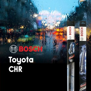 Bosch Aerotwin Wipers for Toyota CHR