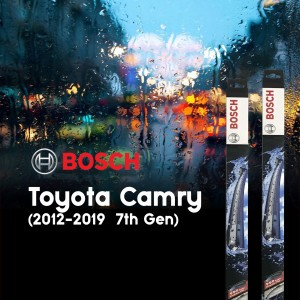 Bosch Aerotwin Wipers for Toyota Camry