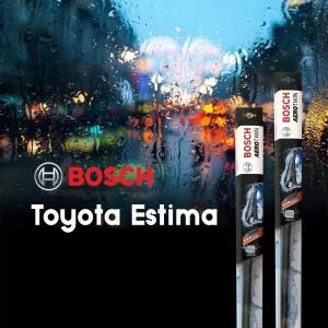 Bosch Aerotwin Wipers for Toyota Estima
