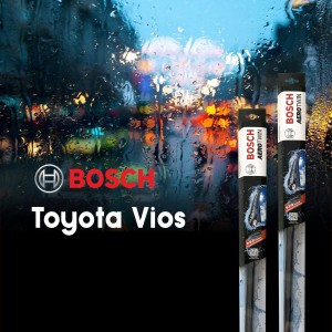 Bosch Aerotwin Wipers for Toyota Vios