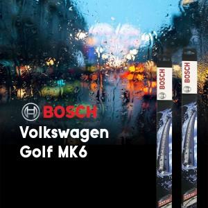 Bosch Aerotwin Plus Wipers for Volkswagen Golf MK6